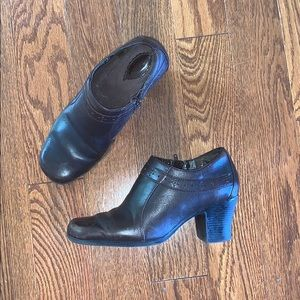 Clarks Ankle Booties